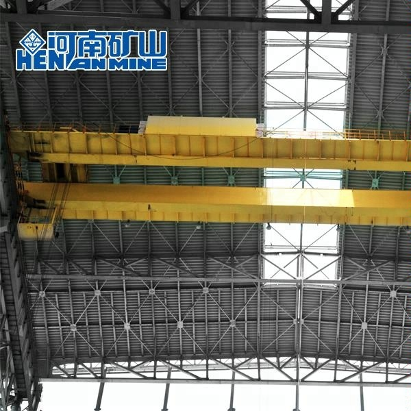 M5 Duty Double Girder 5 ton Overhead Crane