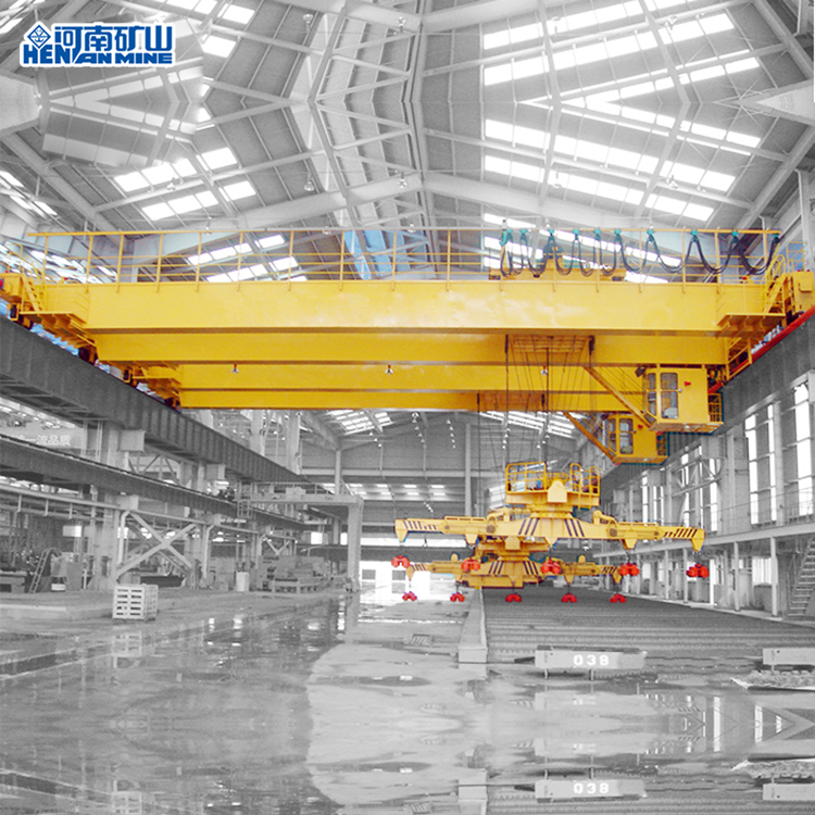 Double Beam Electro Magnet Crane - buying leads