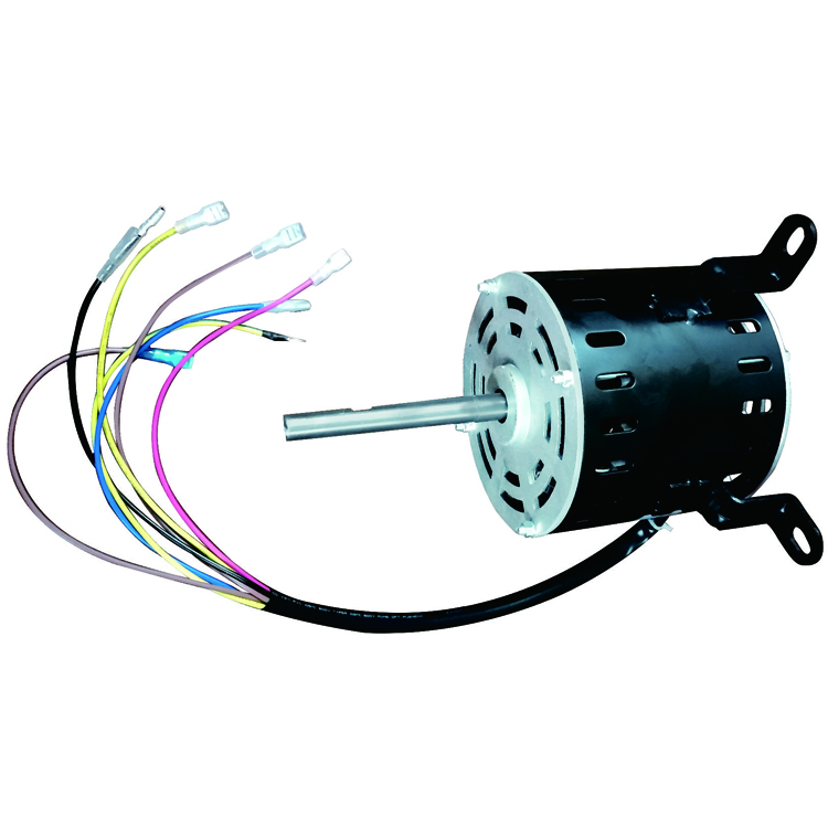 Three-speed fan blower motor