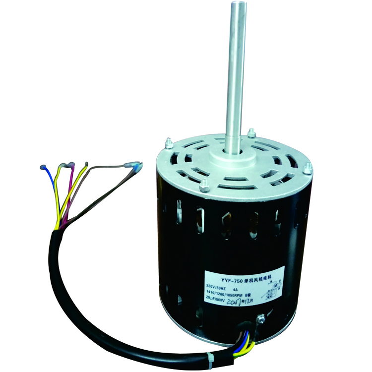 Three-speed fan blower air conditioner outdoor machine motor