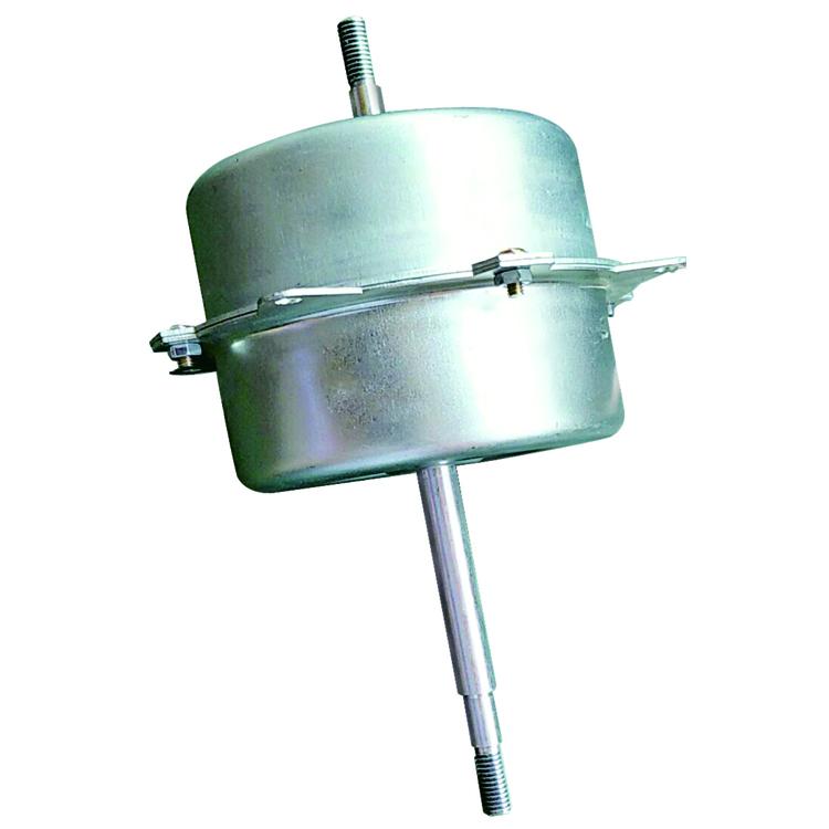 Mobile air conditioner motor