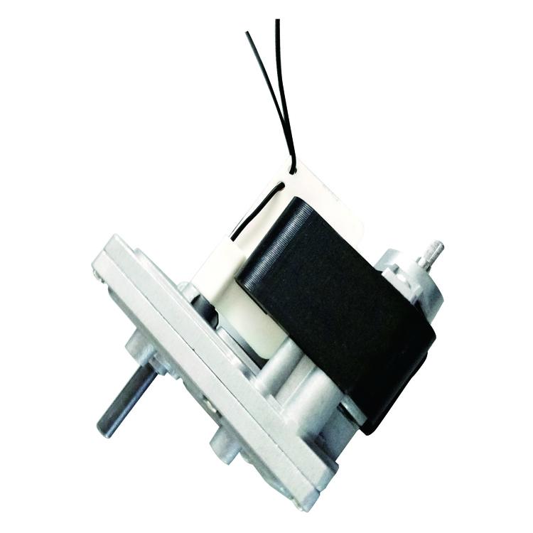 shaded pole gear motor