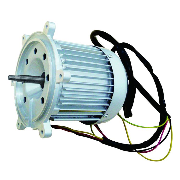 150/370W heat pump motor