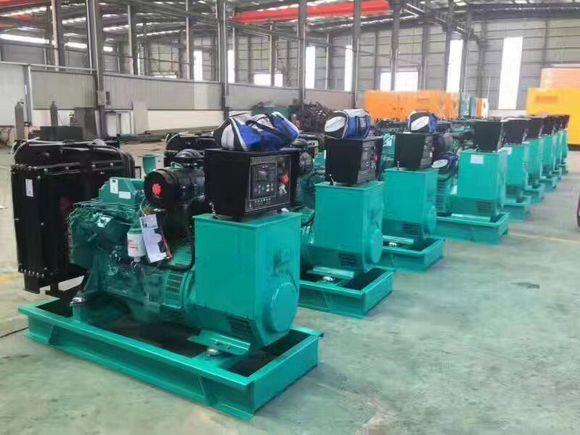 100kva-2500kva Used Diesel Generator Set