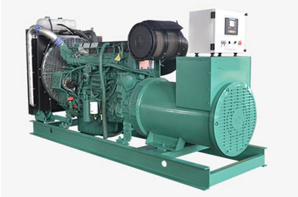 Swedish Volvo Diesel Generator Set