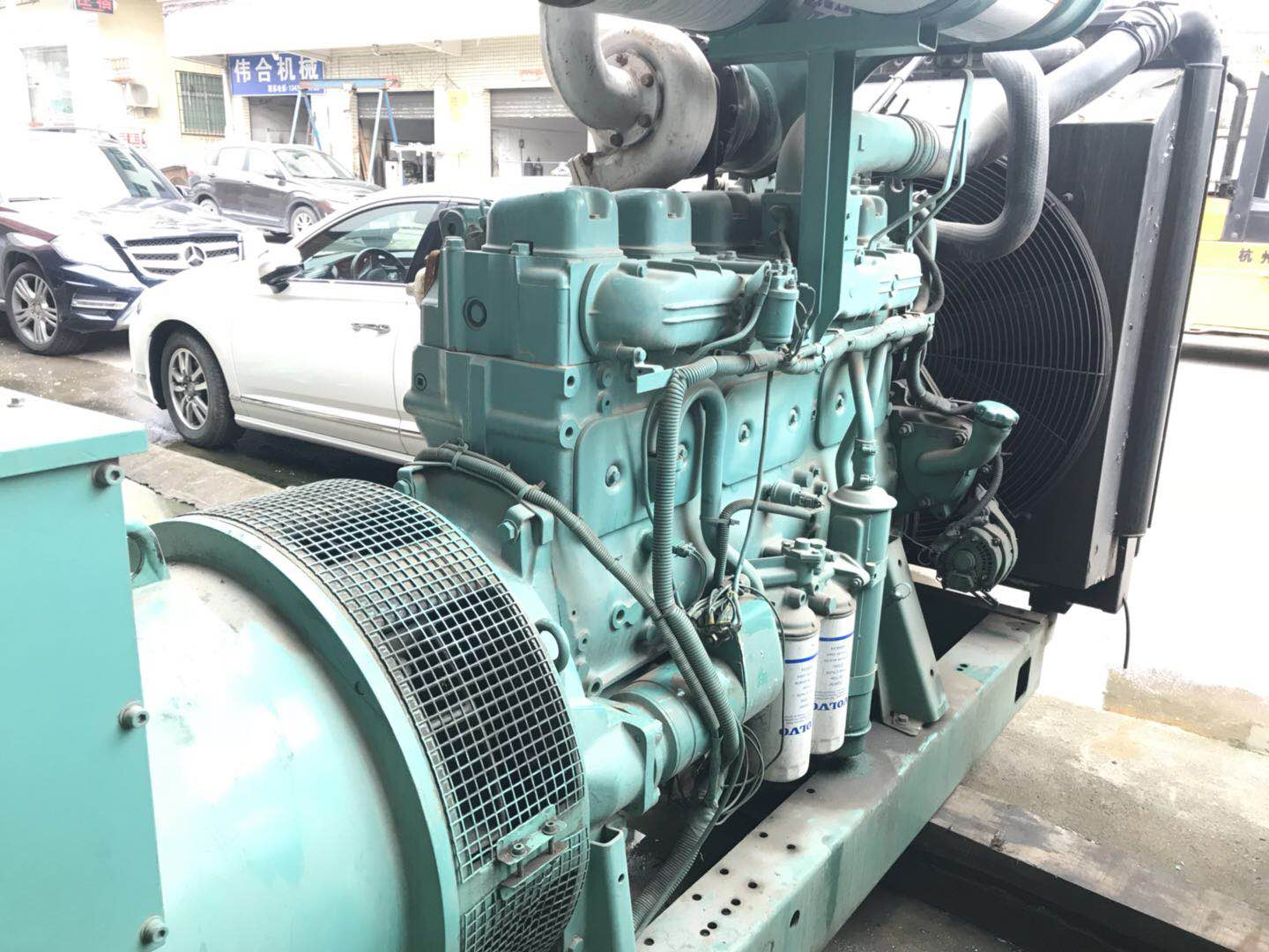 Swedish Volvo Diesel Generator Set - buying leads