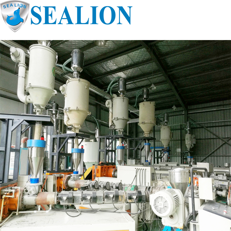 SEALION GRAVIMETRIC CONTROL SYSTEM FOR PE PIPE