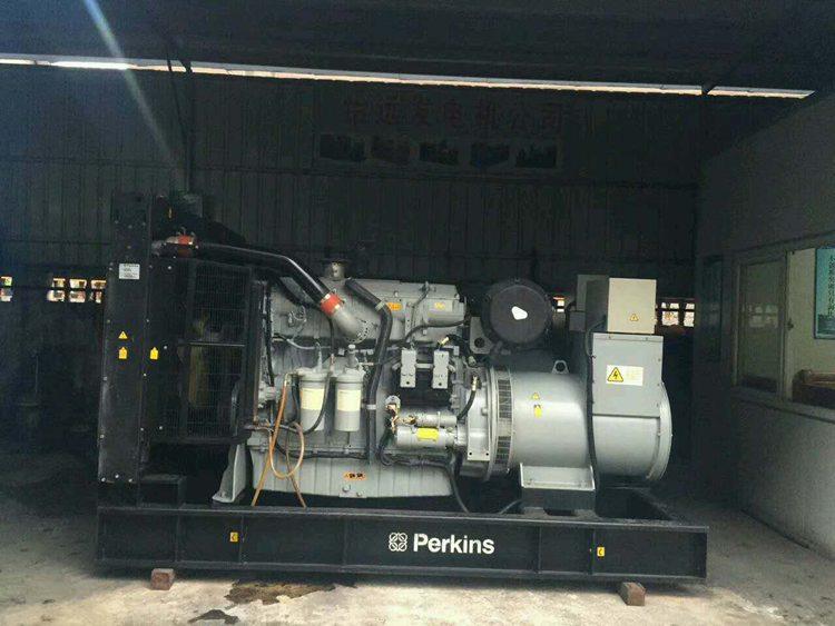 310kw 380kva Used perkins diesel generator set
