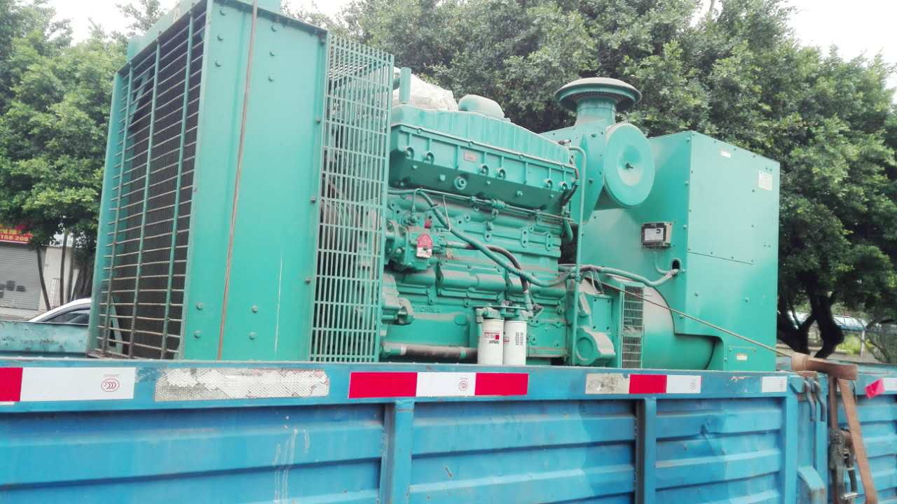 250kw/310kva Cummins diesel generator