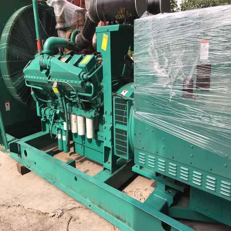880kw/1100kva used American cummins diesel generator set - buying leads
