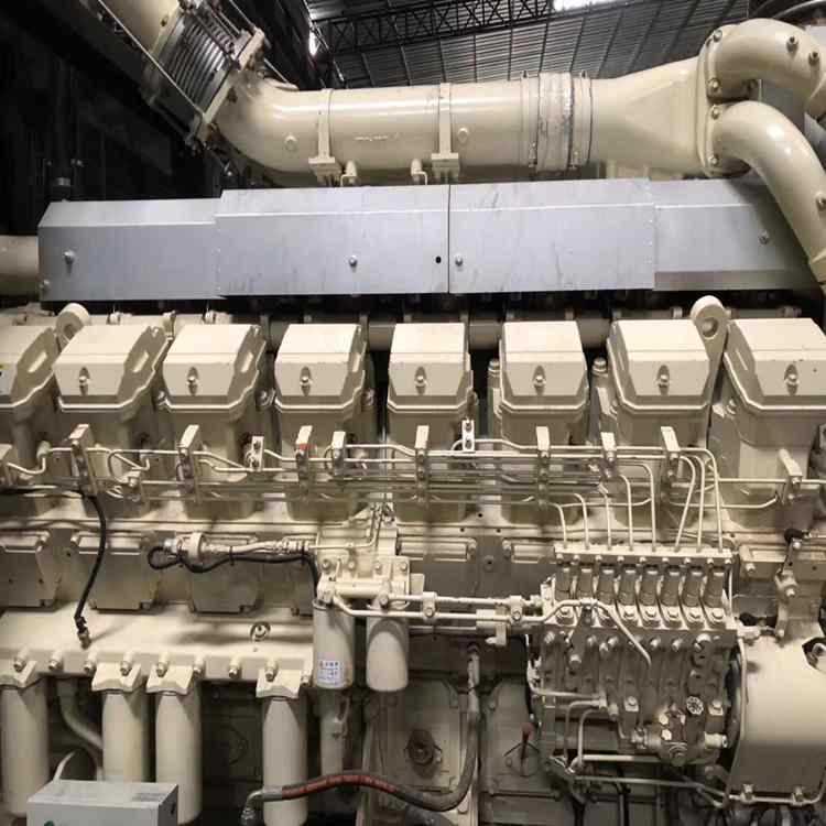 1800kw/2250kva used Japanese mitsubishi diesel generator set - buying leads