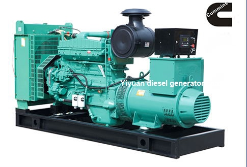 new Chongqing cummins diesel generator set