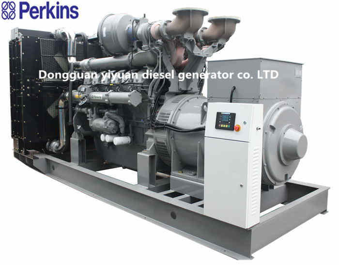 New Rolls Royce/perkins diesel generator set