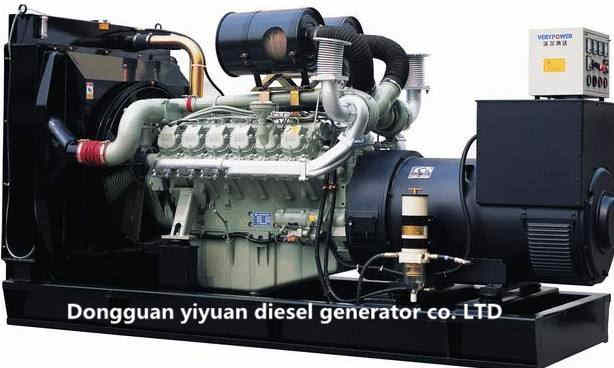 new Korean daewoo diesel generator set