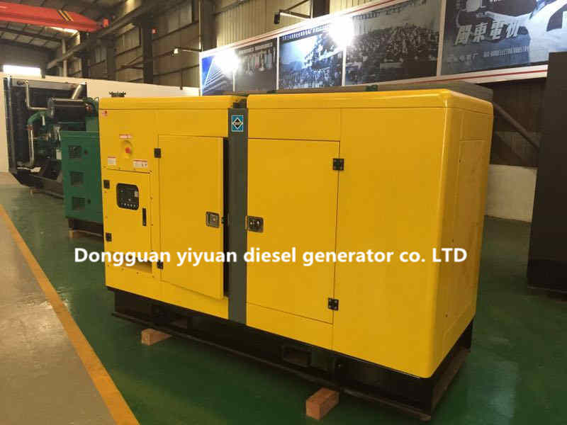 Low-Noise Diesel Generator Set/Soundproof Diesel Generator Set/Silent Type Diesel Generator Set