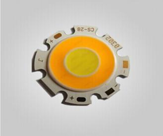 China factory led cob 7w