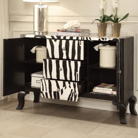 Zebra cabinet - buying leads