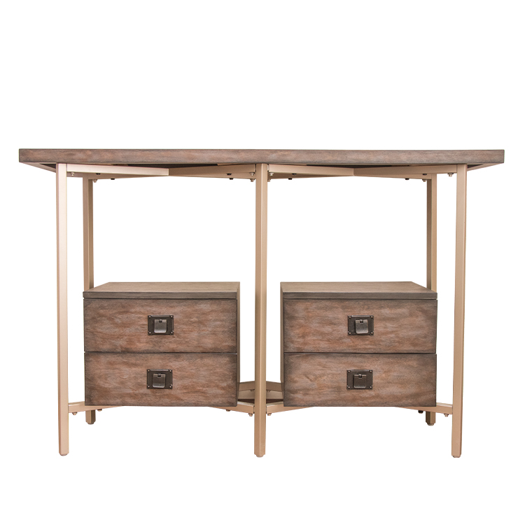 Classic console table with six drawers- buying leads