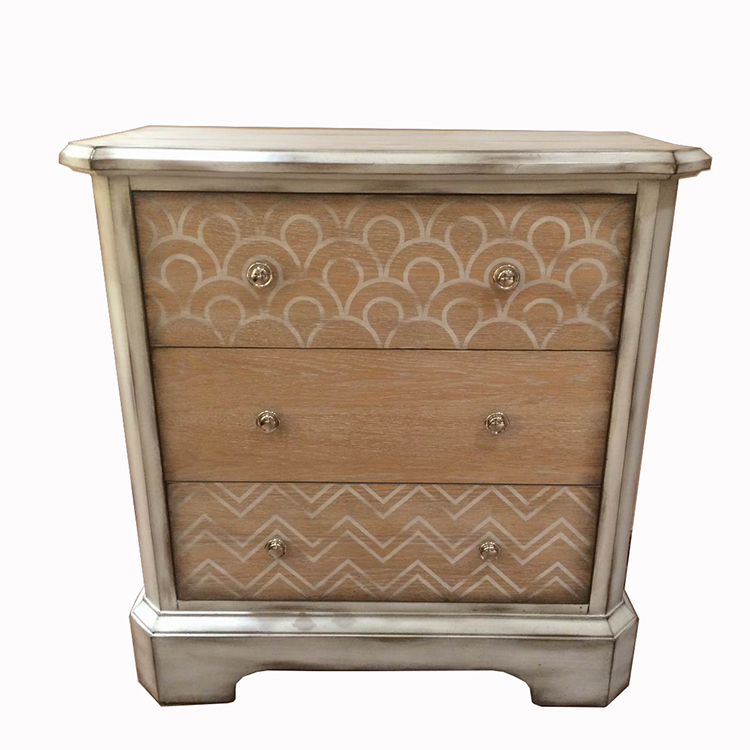 Classic cabinet with three drawers- buying leads