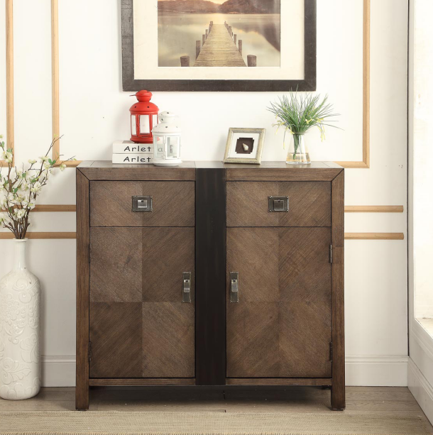Hot-selling cabinet with two doors and two drawers