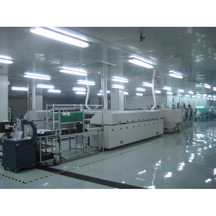 modular Dust-Free ,Electronic clean room cleanroom and purification project with manufacturer