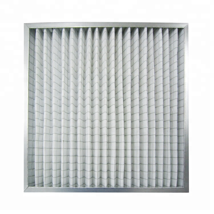 clean room air shower Plate Style Initial Filter unit