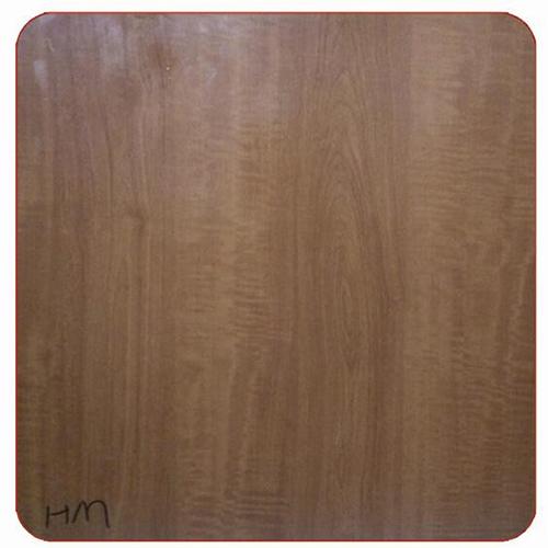 wood aluminum plate