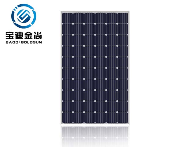 Wholesale Bluesun IEC 5BB 30V 280W Monocrystalline Solar Cell Panel for House Use with Best price in America
