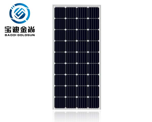 Online shopping Jasolar ILAC 5BB 18V 125W Monocrystalline Photovoltaicplant Solar Panel for Industry with Black or Silver Frame in England