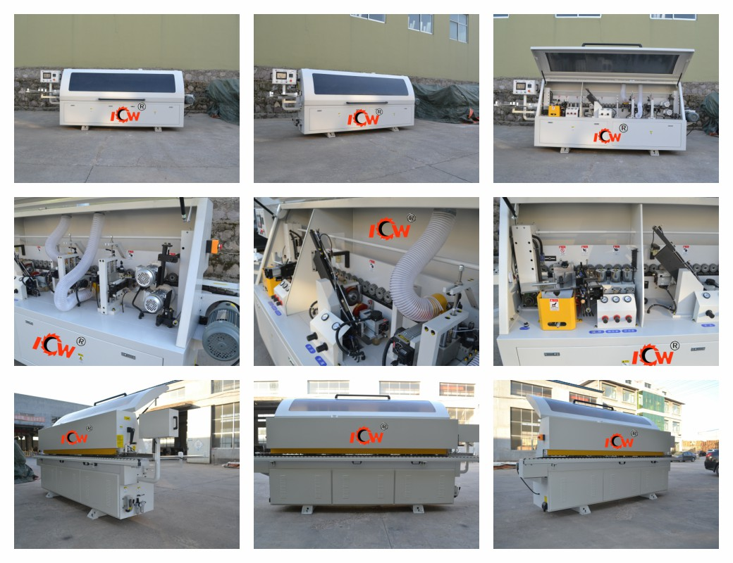ICW MF360A Economical Automatic Edge Banding Machine.