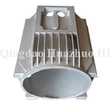 Die casting parts, made of aluminum alloy, natural and powder coating /JOYOA-020-#0523