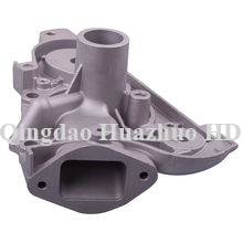 Die casting parts, made of aluminum alloy, natural and powder coating