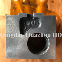 Sand casting parts with CNC Machining used in bulldozer spare parts,ISO9001/8M0341-071601