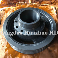 China foundry oem cast parts ductile grey iron sand casting with machining/6UHT-18-070806