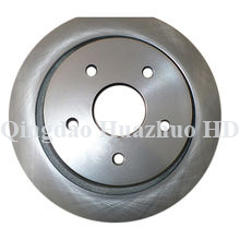 Ductile iron casting parts, Drilled and Slotted, OEM Orders are Welcome, ISO 9001 Certified/ P1010788