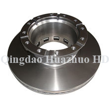 Iron casting parts, Drilled and Slotted, OEM is Welcome, ISO 9001 Certified/ 2995812