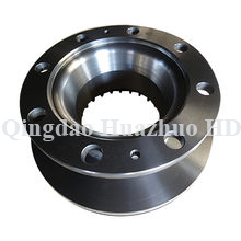 Precision casting goods with CNC Machining used in bulldozer spare parts,ISO9001/C19041202-#0531