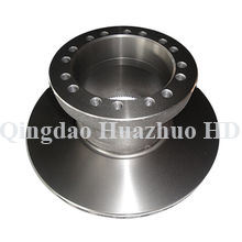 Sand casting Brake discs with CNC Machining used in bulldozer spare parts,ISO9001/ C19041204-#0531