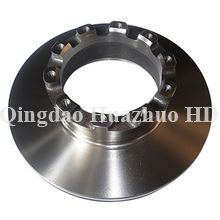 Ductile iron casting parts, Drilled and Slotted, OEM Orders are Welcome/4079001700-#56720531