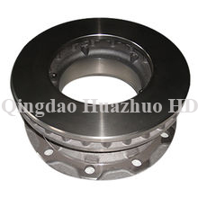 China foundry oem cast parts ductile grey iron sand casting with machining/0308834130-#77630603
