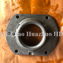 Sand casting parts with CNC Machining used in bulldozer spare parts/6UHT-33-071105