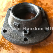 Ductile iron casting parts, Drilled and Slotted, OEM Orders are Welcome/6UHT-33-071107