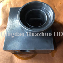 Sand casting parts with CNC Machining used in bulldozer spare/8M0342-071704