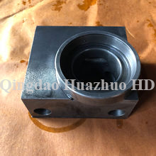 Steel iron pressure die casting with CNC Machining ,ISO 9001 Certified/ 8M0342-071703