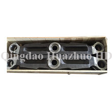 Sand casting Bar with CNC Machining used in bulldozer spare parts/9UHJG-1