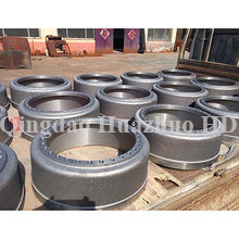 Sand casting Drum with CNC Machining used in bulldozer spare parts/8V6390