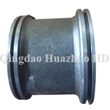 Sand casting Coupling with CNC Machining used in bulldozer spare parts/4N8591-#7780