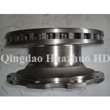 Steel casting parts with CNC Machined used in bulldozer spare parts/0308834080-#0531