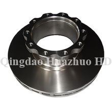 China foundry oem cast parts ductile grey iron sand casting with machining/ 81508030020-#0531