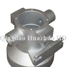 Sand casting parts with CNC Machining used in bulldozer spare parts/SZ-#060302